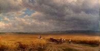 Выставка Золотая классика русской живописи. XIX век в Рижской Бирже