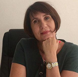 Директор португальского издательства Портуруссо Нина Яковлева