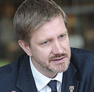 Председатель правления Латвийской торгово-промышленной палаты Янис Эндзиньш