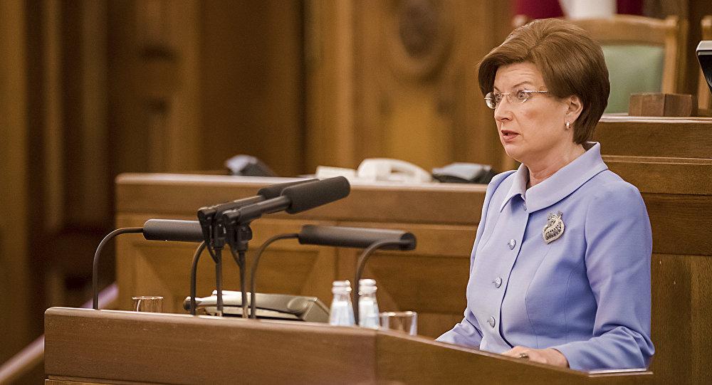 Депутат Сейма Ингуна Судраба