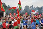 Открытие международного молодежного лагеря Бе-Lа-Русь в Витебской области