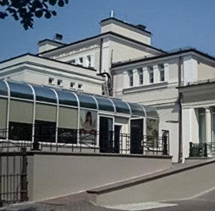 Комплекс Вернисаж в Верманском парке Риги