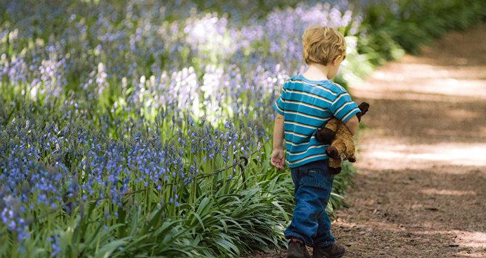 Bērns. Foto no arhīva