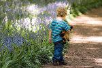 Грустное одиночество детства