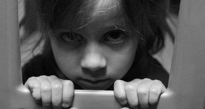 Ребенок, одиночество