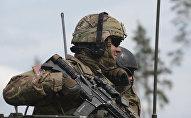 NATO mācības Saber Strike 2016 Igaunijā
