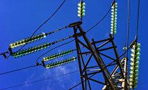 Elektroenerģijas pārraides līnijas