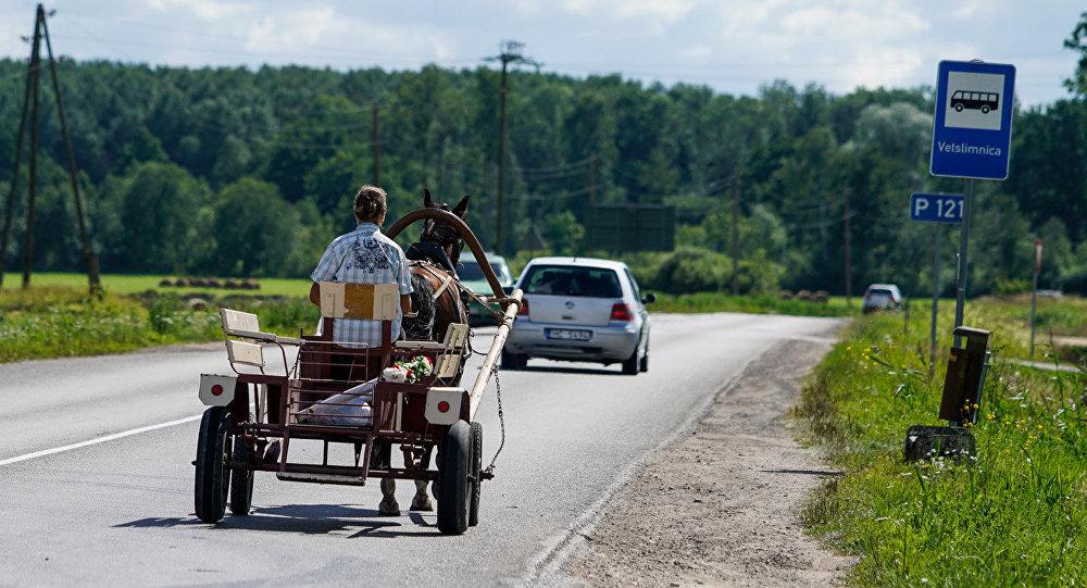 Латвийская дорога