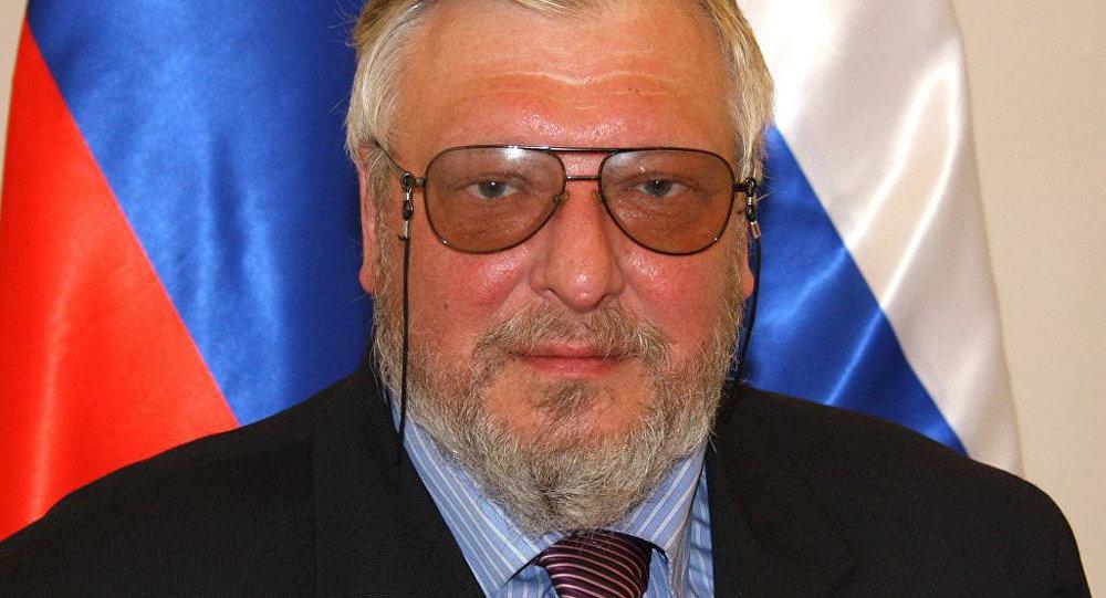 Военный эксперт Борис Подопригора