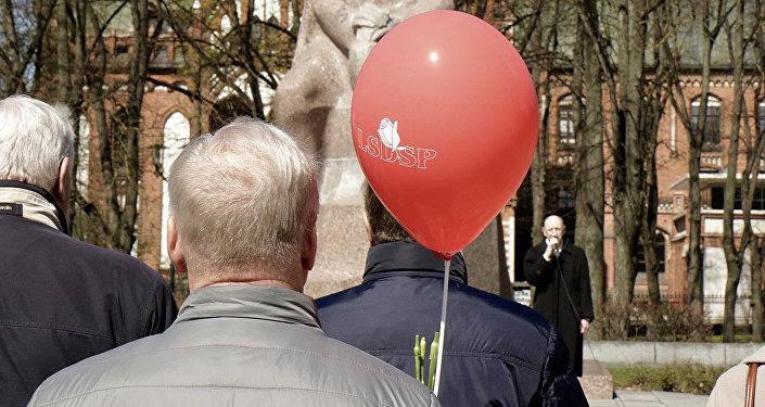 Latvijas Sociāldemokrātiskā Strādnieku partija