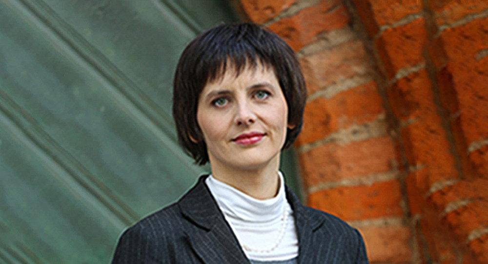 Депутат юрмальской городской Думы Елизавета Кривцова