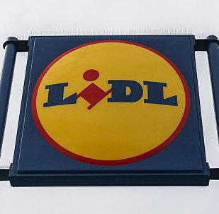 Lidl veikala logo