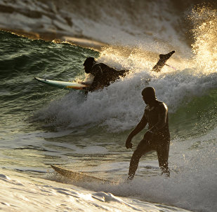 Зимний серфинг на Тихоокеанском побережье России Юрий Смитюк, Россия - 3-е место в номинации Спорт. Серия фотографий