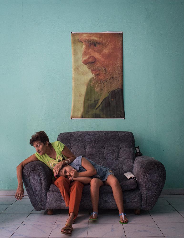 Andreja Steņina Starptautiskā fotožurnālistikas konkursa uzvarētāju darbi