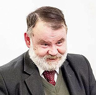 Vēsturnieks Oļegs Hlobustovs