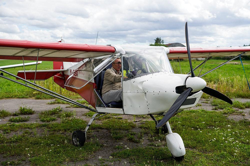 Mazā aviācija Ādažu aerodromā