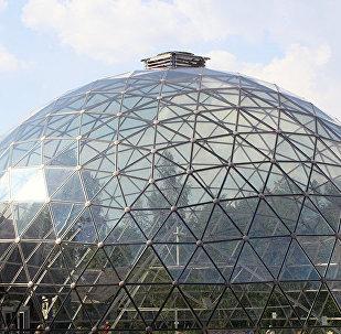 Povilasa kupols un piramīda