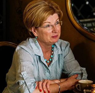 Ингуна Судраба - депутат Сейма от партии От сердца – Латвии