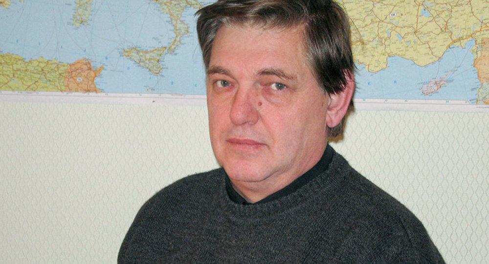 Сергей Петинов