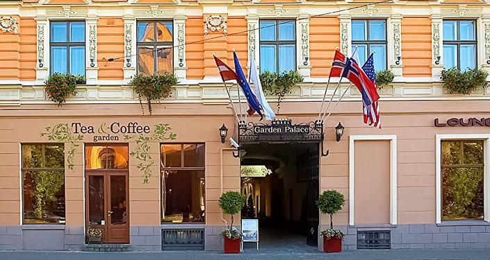 Viesnīca Garden Palace Rīgā