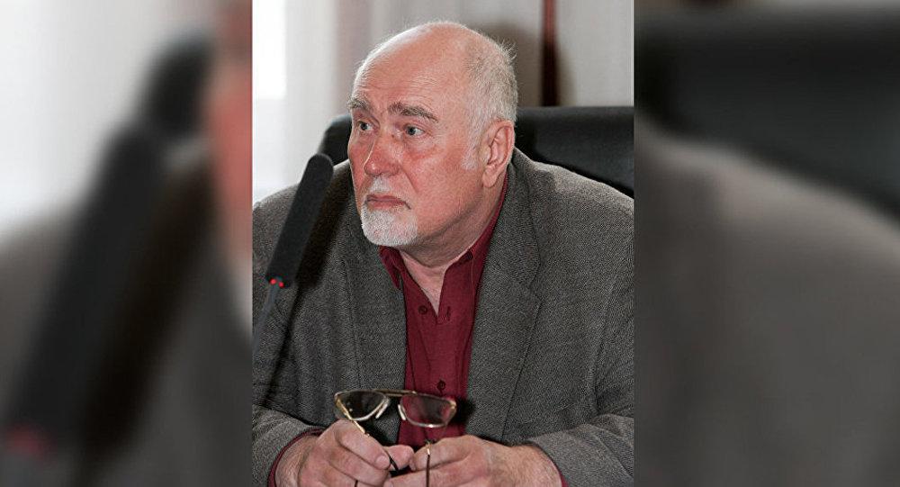 Экономист Петр Верницкий