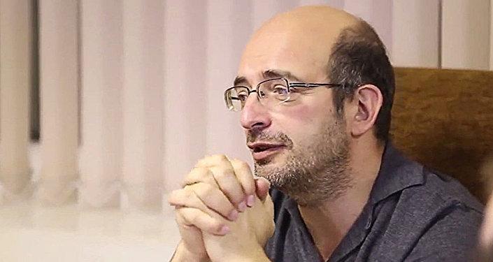 Portāla Ekolaif galvenais redaktors Aleksandrs Samsonovs