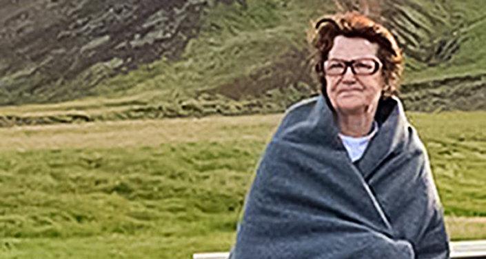 Пенсионерка Лидия ПЛАУКА