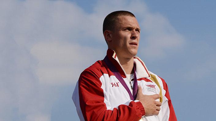 Марис Штромбергс олимпийский чемпион