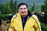 Михаил Саакашвили в горах, 16 июля 2017 года