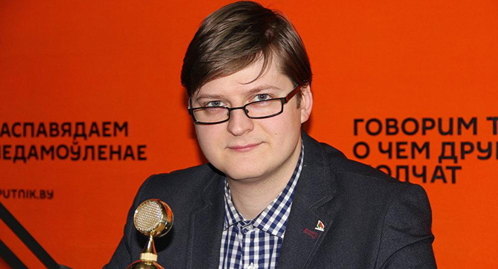 Политолог Петр Петровский