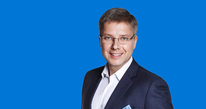 Rīgas mērs Nils Ušakovs