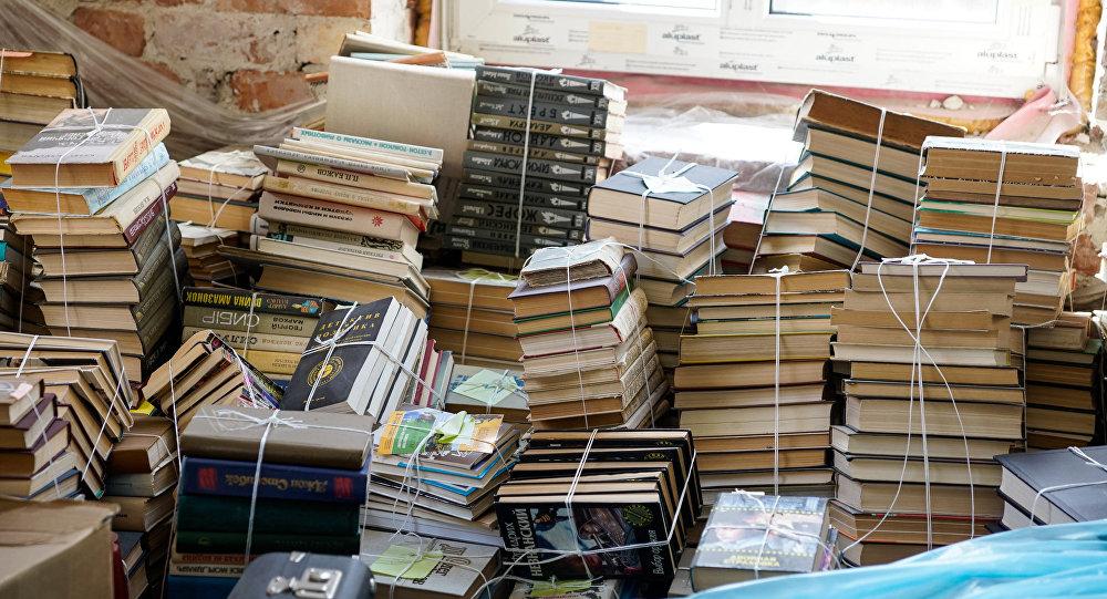 Grāmatas. Foto no arhīva