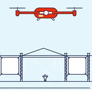 Правила управления дроном