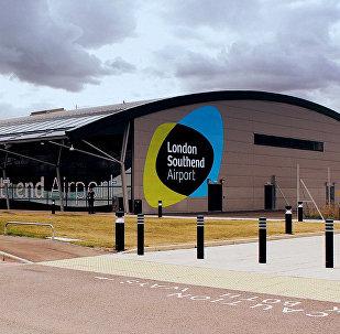 Лондонский аэропорт Саутенд