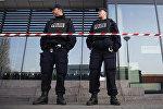 Сотрудники полиции в Нидерландах