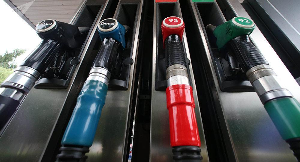 Degvielas uzpildes stacijas iekārta