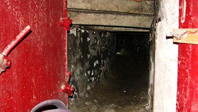 Подземный ход КГБ в Риге: эксклюзивные видео и фото изнутри