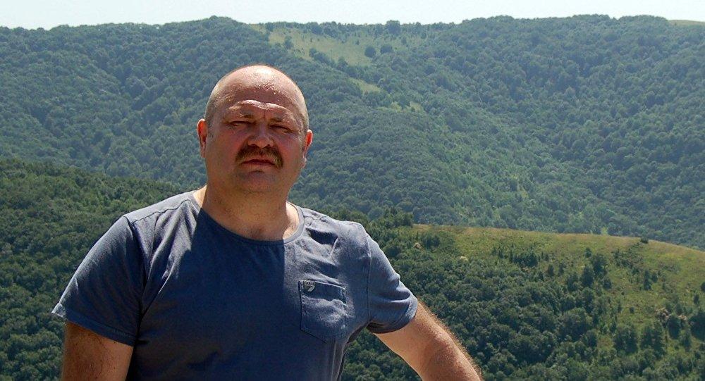 Профессор Международной балтийской академии Михаил Родин