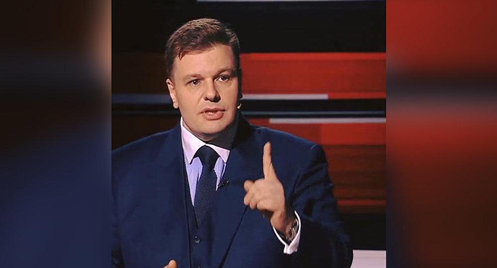 Политолог, профессор военных наук Сергей Судаков