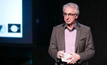 Директор Национального театра Латвии Оярс Рубенис