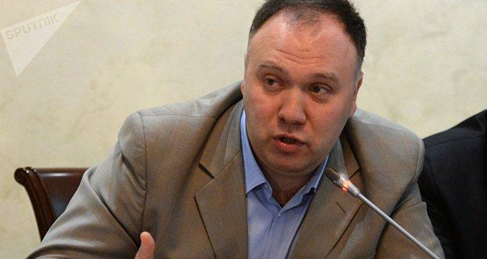 Глава Центра социальных и политических исследований Георгий Федоров