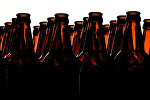 Цех розлива на пивоваренном заводе