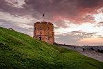 Ģedimina tornis Viļņā. Foto no arhīva