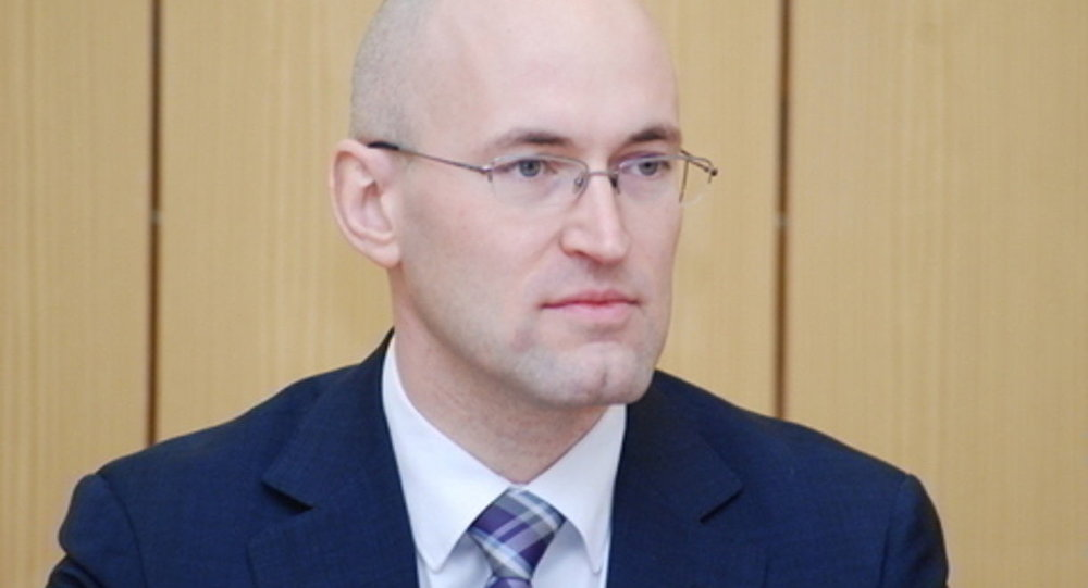 Экс-министр экономики Даниэль Павлютс
