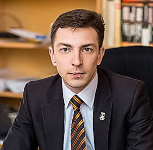 Общественный деятель, активный участник Русской общины Латвии Юрий Зайцев