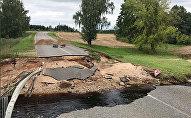 Plūdi Latgalē