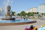 Ташкент, архивное фото