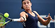 Анастасия Севастова на US Open 1 день