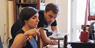 Олег и Таня