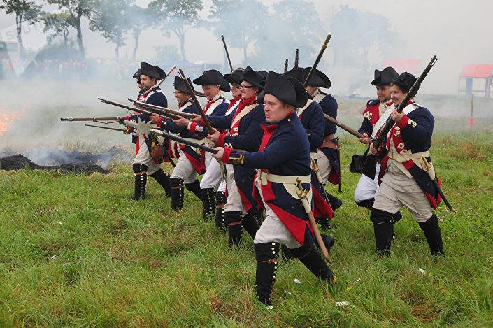 Прусская армия наступает – но вскоре проиграет